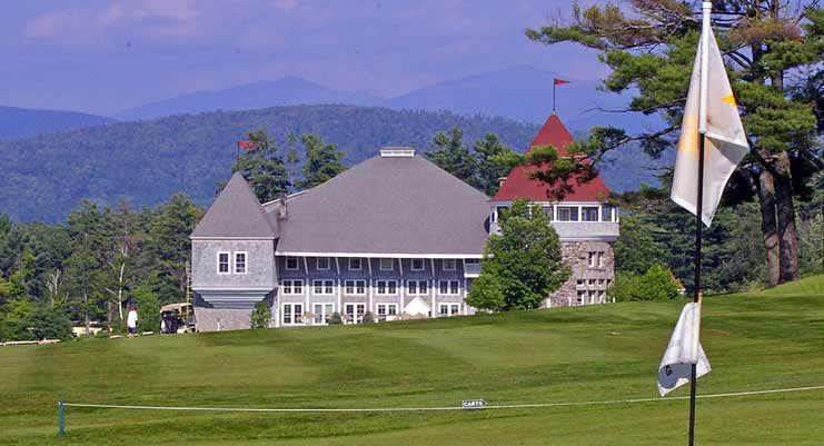 The Maplewood Championship Golf Course